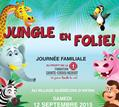 Jungle en folie à la Journée familiale